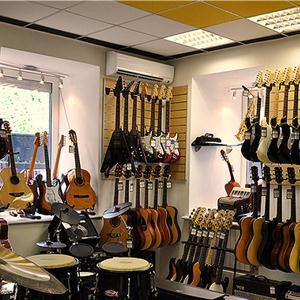 Музыкальные магазины Батайска